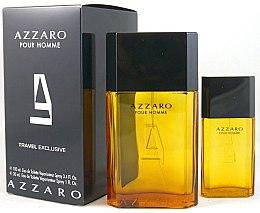 Düfte, Parfümerie und Kosmetik Azzaro Pour Homme - Duftset (Eau de Toilette 100ml + Eau de Toilette 30ml)