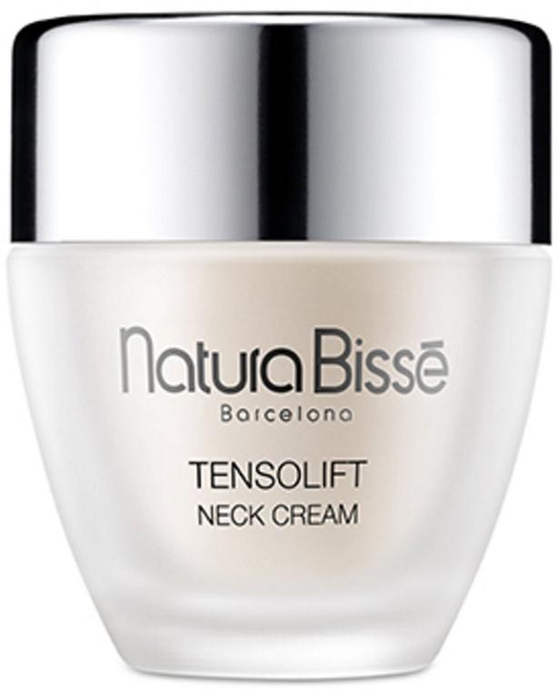 Anti-Aging Hals- und Dekolleté-Creme - Natura Bisse Tensolift Neck Cream — Bild N1