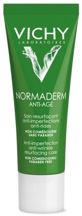 Anti-Falten Gesichtscreme für unreine und empfindliche Haut - Vichy Normaderm Anti-Age — Bild N2