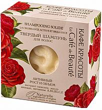 Düfte, Parfümerie und Kosmetik Haarseife für Wachstum und Volumen mit Kamelienextrakt, Avocadoöl und Vitaminen - Le Cafe de Beaute Solid Shampoo