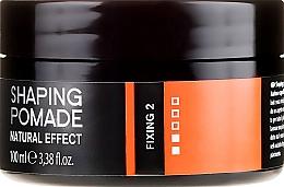 Düfte, Parfümerie und Kosmetik Modellierende Haar- und Bartpomade Fixierstufe 2 - Dandy Natural Effect Shaping Pomade