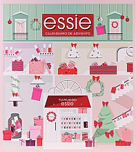 Düfte, Parfümerie und Kosmetik Make-up Set - Essie Advent Calendar