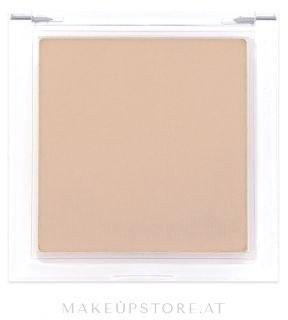 Fixierender Kompaktpuder - Hean Matte All Day Compact Powder — Bild 501- Translucent