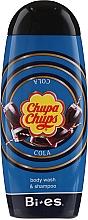 Düfte, Parfümerie und Kosmetik Bi-Es Chupa Chups Cola - Nährendes Shampoo für trockenes Haar
