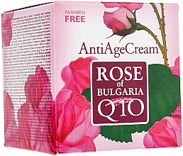 Düfte, Parfümerie und Kosmetik Anti-Falten Gesichtscreme - BioFresh Rose of Bulgaria Day Cream Q10