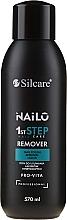 Düfte, Parfümerie und Kosmetik Nagellackentferner acetonfrei - Silcare Nailo Pro-Vita