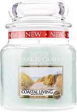 "Düfte, Parfümerie und Kosmetik Duftkerze im Glas ""Coastal Living"" - Yankee Candle Coastal Living"