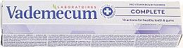 Düfte, Parfümerie und Kosmetik Zahnpasta mit Provitamin Komplex - Vademecum ProVitamin Complex Complete Toothpaste