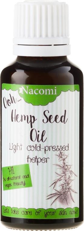Hanfsamenöl - Nacomi Cannabis Oil