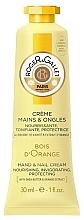 Düfte, Parfümerie und Kosmetik Roger&Gallet Bois D'Orange - Nährende Hand- und Nagelcreme