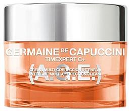 Düfte, Parfümerie und Kosmetik Intensive Multi-Korrektur Gesichtscreme - Germaine de Capuccini Timexpert C+ (A.G.E.) Intensive Multi-Correction Cream