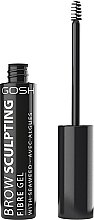 Düfte, Parfümerie und Kosmetik Augenbrauengel - Gosh Brow Sculpting Fibre Gel
