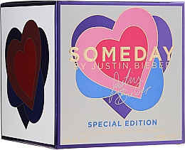 Düfte, Parfümerie und Kosmetik Justin Bieber Someday Special Edition - Eau de Toilette