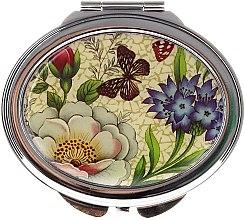 Düfte, Parfümerie und Kosmetik Kosmetischer Taschenspiegel Schmetterling 85451 - Top Choice