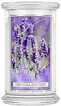 Düfte, Parfümerie und Kosmetik Duftkerze im Glas French Lavender - Kringle Candle French Lavender