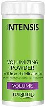 Düfte, Parfümerie und Kosmetik Puder für voluminöses Haar - Prosalon Intensis Volumizing Powder