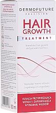 Düfte, Parfümerie und Kosmetik Pflegekur zur Stimulierung des Haarwachstums - DermoFuture Hair Growth Peeling Treatment