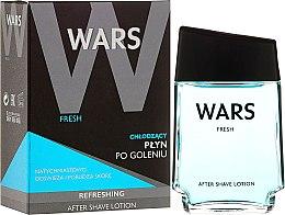 Düfte, Parfümerie und Kosmetik After Shave Lotion - Wars Fresh