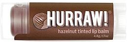 Düfte, Parfümerie und Kosmetik Lippenbalsam Haselnuss - Hurraw! Hazelnut Tinted Lip Balm