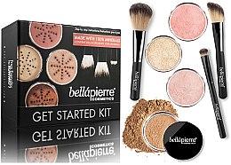 Düfte, Parfümerie und Kosmetik Make-up Set - Bellapierre Get Started Kit Fair