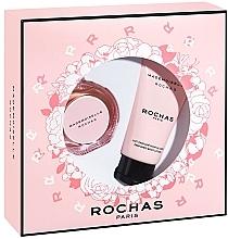 Düfte, Parfümerie und Kosmetik Rochas Mademoiselle Rochas - Duftset (Eau de Parfum 30ml + Körperlotion 50ml)