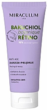 Düfte, Parfümerie und Kosmetik Pflegendes Anti-Aging Gesichtspeeling - Miraculum Bakuchiol Botanique Retino