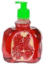 Düfte, Parfümerie und Kosmetik Gel-Seife Granatapfel - Leckere Geheimnisse