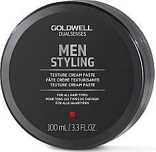 Düfte, Parfümerie und Kosmetik Modellierende Haarpaste für Männer - Goldwell Dualsenses For Men Texture Cream Paste