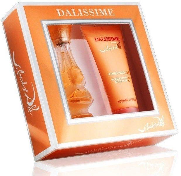 Salvador Dali Dalissime - Duftset (Eau de Toilette 50ml + Körperlotion 100ml) — Bild N1