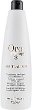 Düfte, Parfümerie und Kosmetik Neutralizer - Fanola Oro Therapy Neutralizer