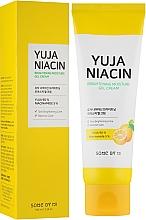 Düfte, Parfümerie und Kosmetik Feuchtigkeitsspendende und aufhellende Gesichtsgel-Creme - Some By Mi Brightening Moisture Gel Cream