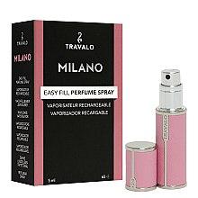 Düfte, Parfümerie und Kosmetik Parfumzerstäuber rosa - Travalo Milano Pink Rose