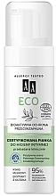 Düfte, Parfümerie und Kosmetik Reinigungsschaum für die Intimhygiene mit Milchsäure und Gurkenextrakt - AA Cosmetics Eco