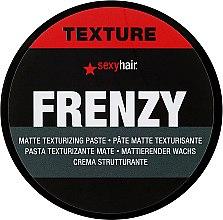 Düfte, Parfümerie und Kosmetik Stylingpomade für das Haar mit mittlerem bis starkem Halt - SexyHair StyleSexyHair Frenzy Flexible Texturizing Paste