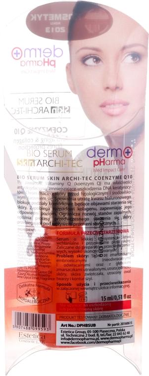 Gesichtsserum - Dermo Pharma Bio Serum Skin Archi-Tec Coenzyme Q10 — Bild N2