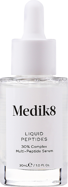 Anti-Aging Gesichtsserum mit flüssigen Peptiden - Medik8 Liquid Peptides