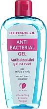 Düfte, Parfümerie und Kosmetik Antibakterielles Handgel - Dermacol Anti Bacterial Hand Gel
