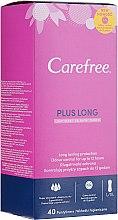 Düfte, Parfümerie und Kosmetik Slipeinlagen 40 St. - Carefree Plus Long