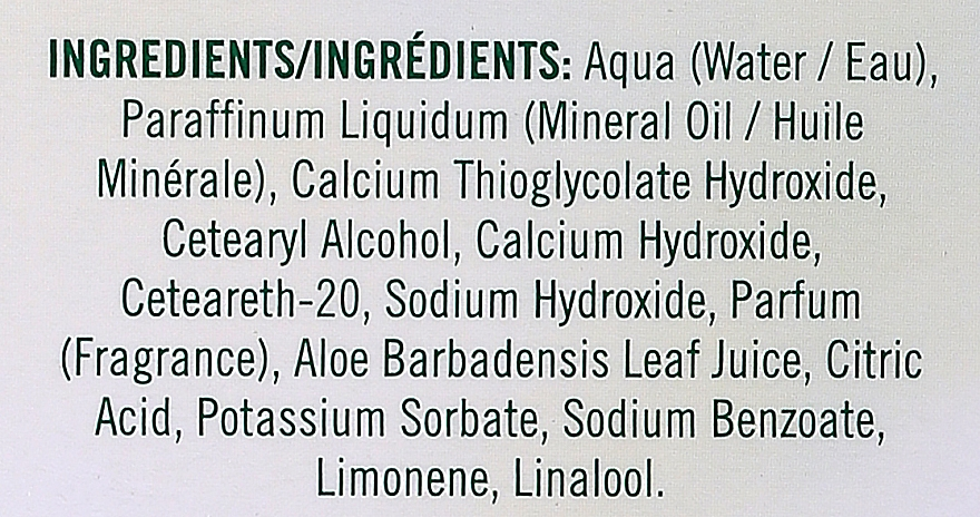 Enthaarungscreme mit Aloe Vera - Byly Depil Depilatory Cream With Aloe Vera — Bild N6