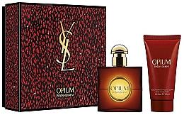 Düfte, Parfümerie und Kosmetik Yves Saint Laurent Opium - Duftset (Eau de Toilette 30ml + Körperlotion 50ml)