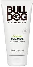 Düfte, Parfümerie und Kosmetik Geschtswaschgel mit Aloe Vera, Leindotter und grünem Tee für Männer - Bulldog Skincare Original Face Wash