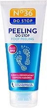 Düfte, Parfümerie und Kosmetik Fußpeeling gegen Hornhaut und rissige Fersen - Pharma CF No.36 Foot Peeling