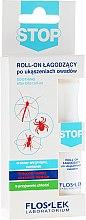 Düfte, Parfümerie und Kosmetik Beruhigendes Roll-on nach Insektenstichen - Floslek STOP Roll-on Soothing Bites Insects