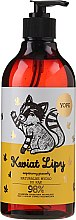 Düfte, Parfümerie und Kosmetik Flüssige Handseife mit Lindenblüte - Yope Linden Blossom Soaps With 98% Formula