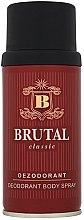 Düfte, Parfümerie und Kosmetik La Rive Brutal Classic - Deodorant