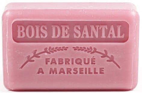 Handgemachte Naturseife Sandelholz - Foufour Savonnette Marseillaise