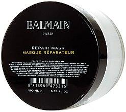 Düfte, Parfümerie und Kosmetik Feuchtigkeitsspendende Haarmaske - Balmain Paris Hair Couture Repair Mask