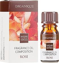 Düfte, Parfümerie und Kosmetik Duftöl Rose - Organique Fragrance Oil Composition Rose