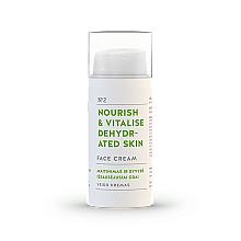Düfte, Parfümerie und Kosmetik Nährende und vitalisierende Gesichtscreme für dehydrierte Haut - You & Oil Nourish & Vitalise Dehydrated Skin Face Cream