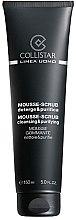 Düfte, Parfümerie und Kosmetik Reinigendes Mousse-Peeling für das Gesicht - Collistar Uomo Mousse-Scrub Cleansing & Purifying